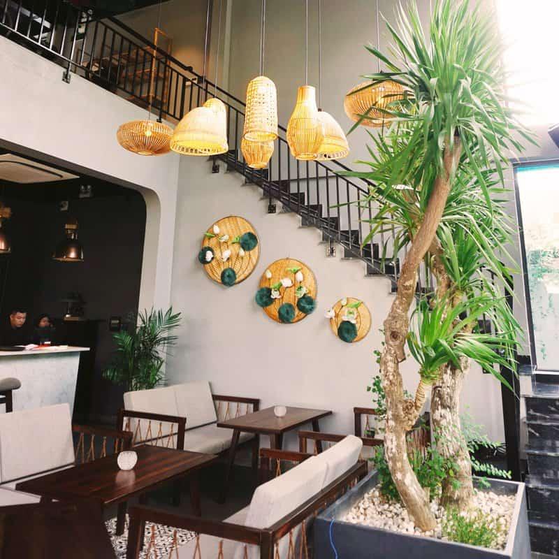 Không gian đẹp của nhà hàng