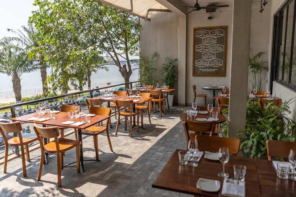 Waterfront Restaurant Danang