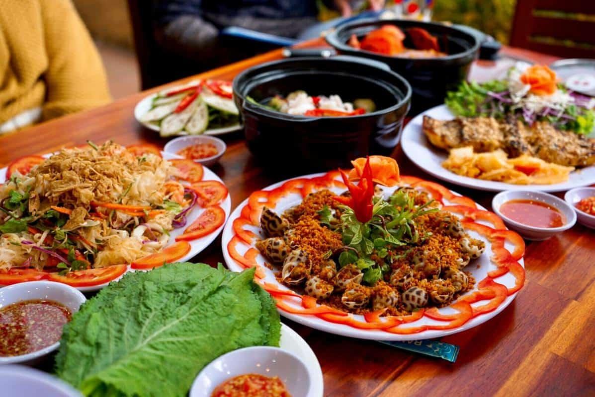 quán ăn ngon đường nguyễn văn linh đà nẵng