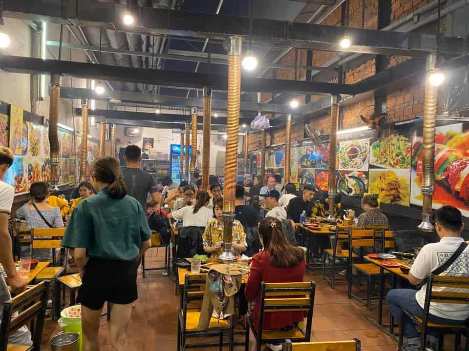 các quán ăn trên đường nguyễn văn linh đà nẵng