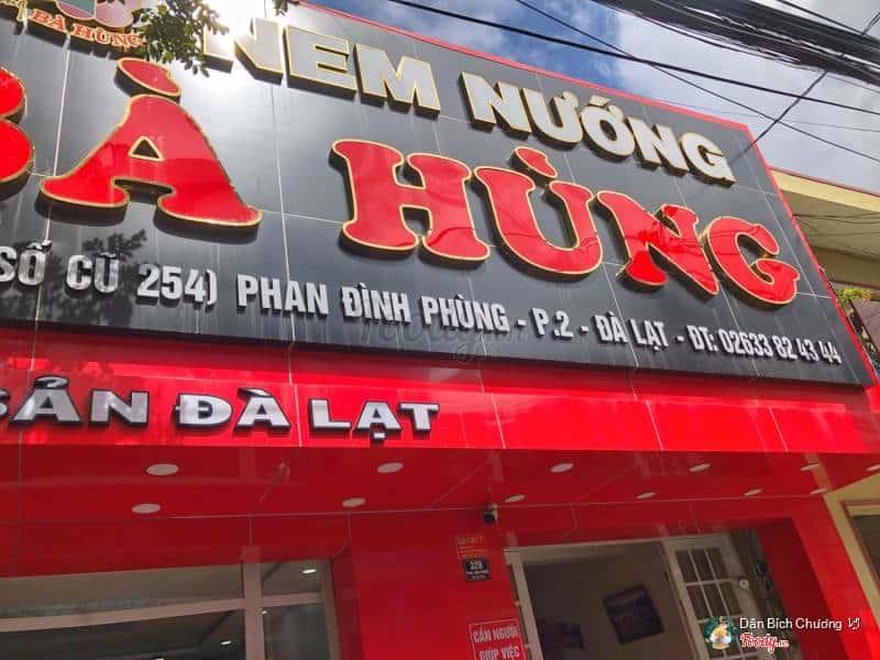 quán ăn ở gần chợ đêm Đà Lạt