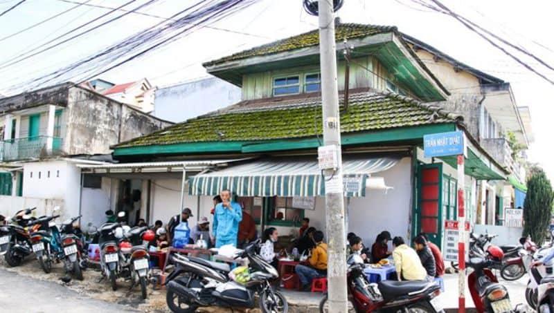 quán ăn ngon ở khu chợ đêm đà lạt