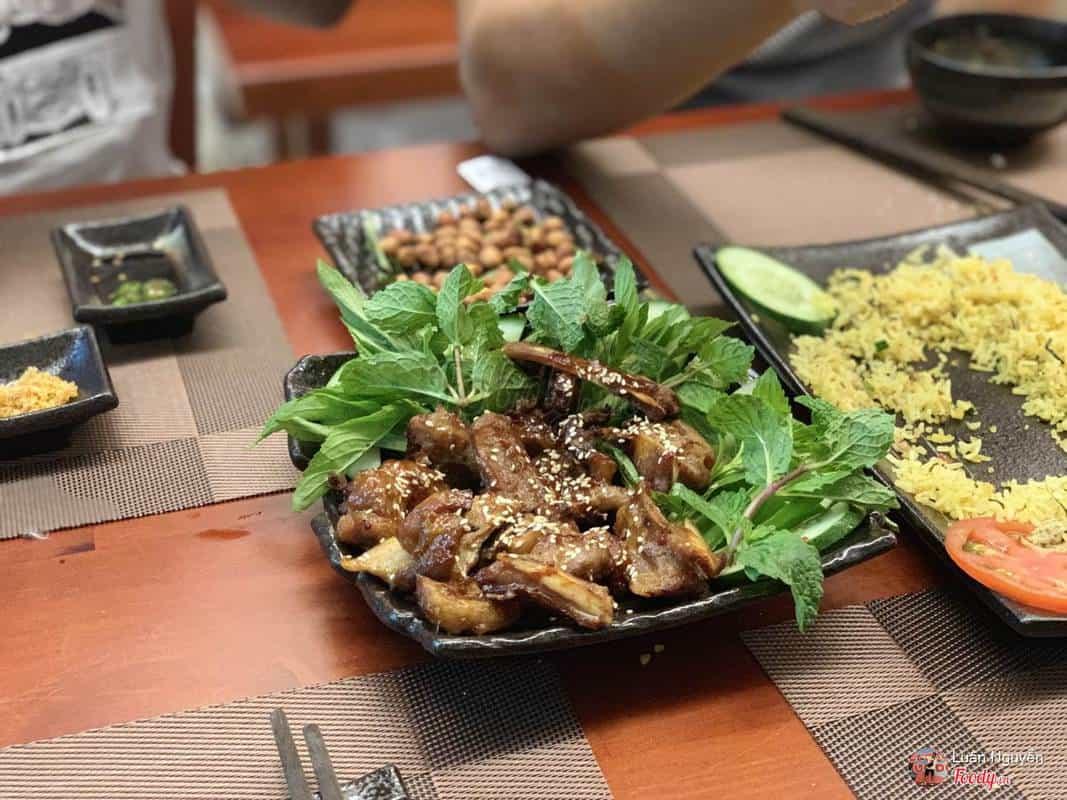 Quán ngon Đà Lạt theo phong cách Ấn Độ Curry Masal