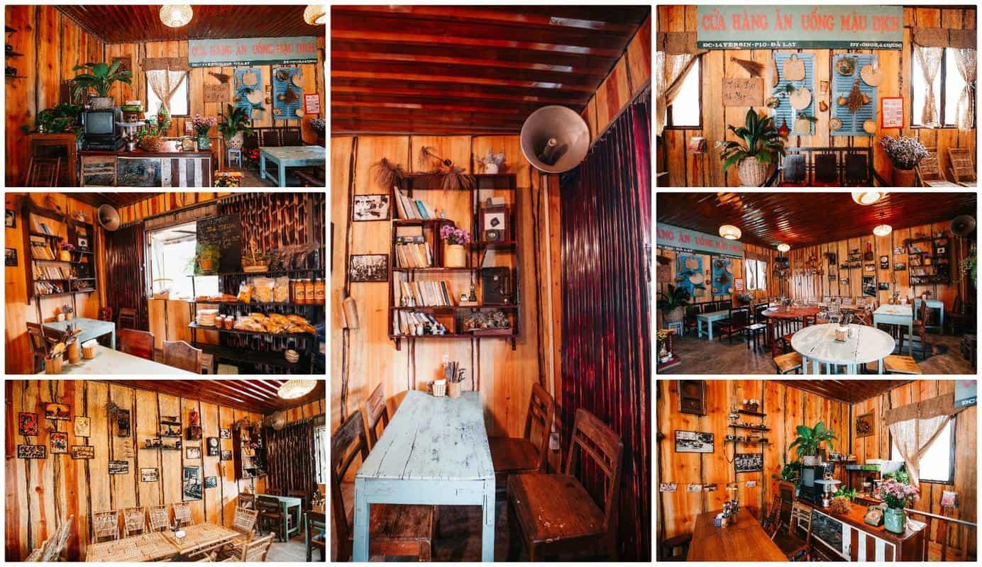 Cửa hàng ăn uống Mậu Dịch đà lạt