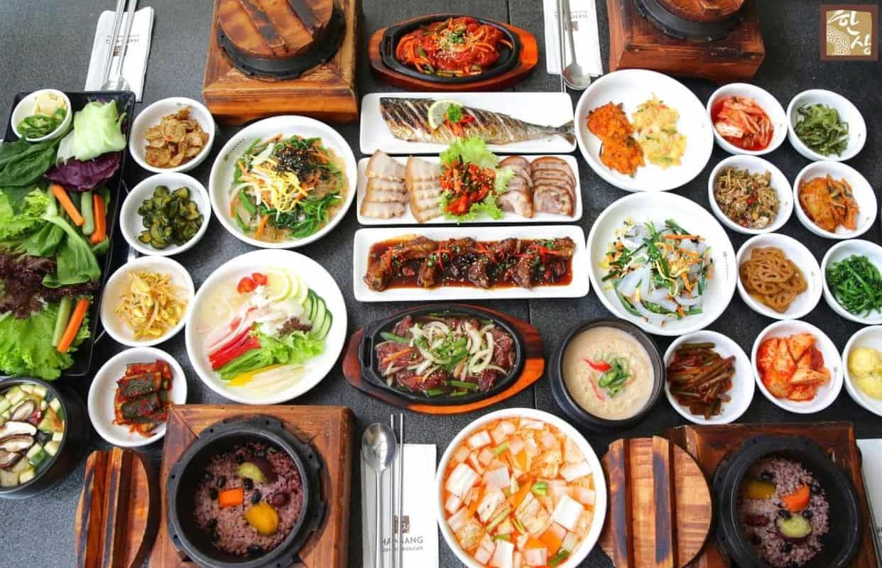 Quán ăn Hàn Quốc ở Đà Lạt