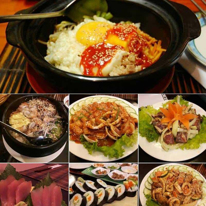 quán ăn hàn tokbokki ở đà nẵng