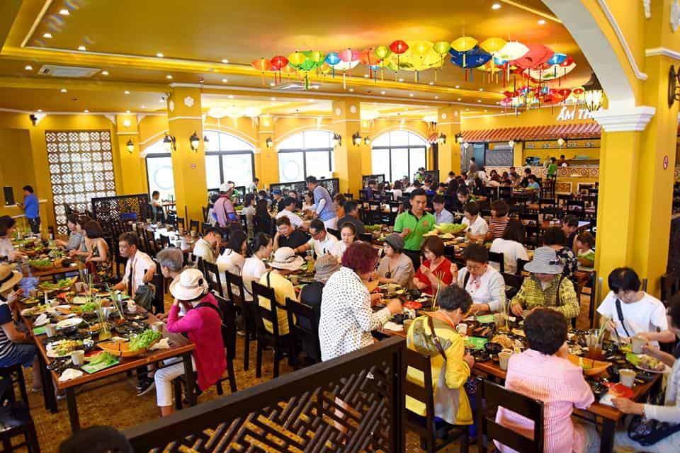 Ẩm thực Xèo là quán ăn ngon nổi tiếng đường Võ Văn Kiệt Đà Nẵng