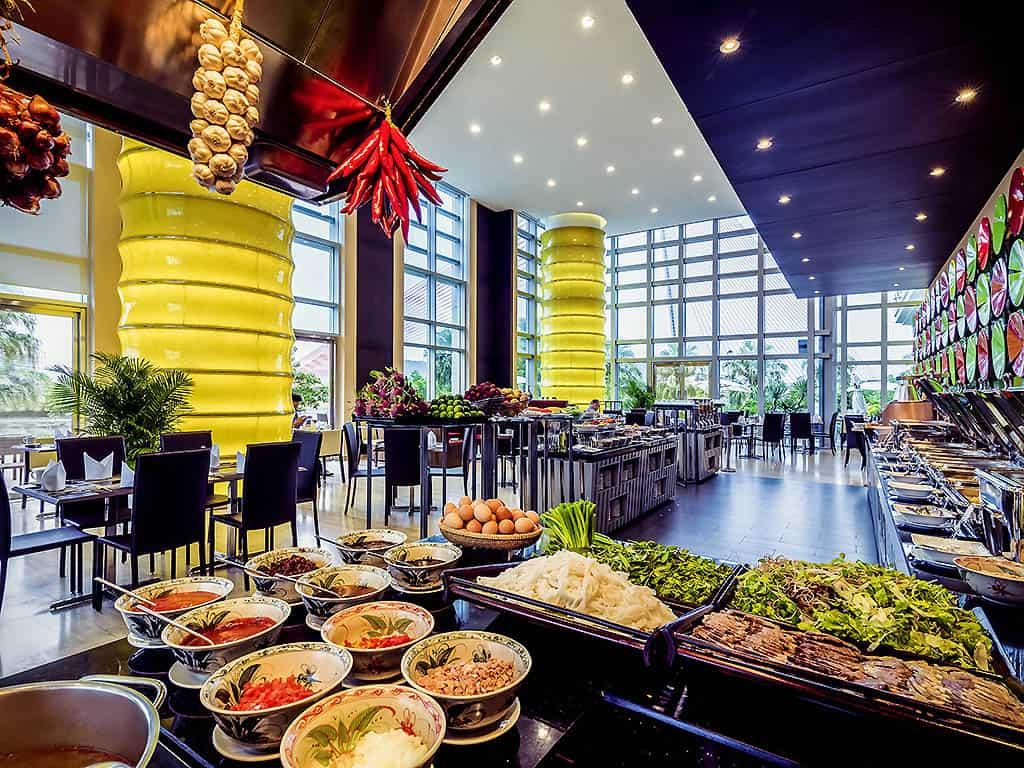 Nhà hàng hải sản FA Lounge