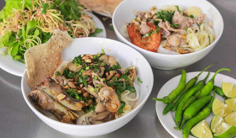 Quán ăn nằm gần bến xe ở Đà Nẵng ngon