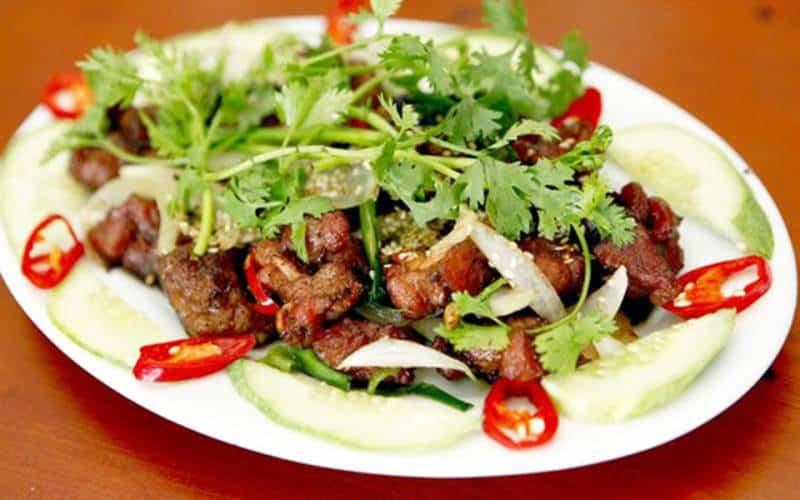 Nhà hàng Lẩu Dê 68