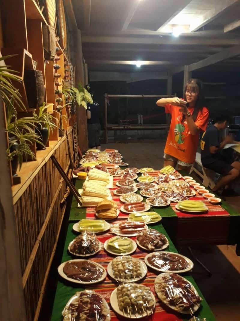 quán ăn ngon ở thị trấn mộc châu
