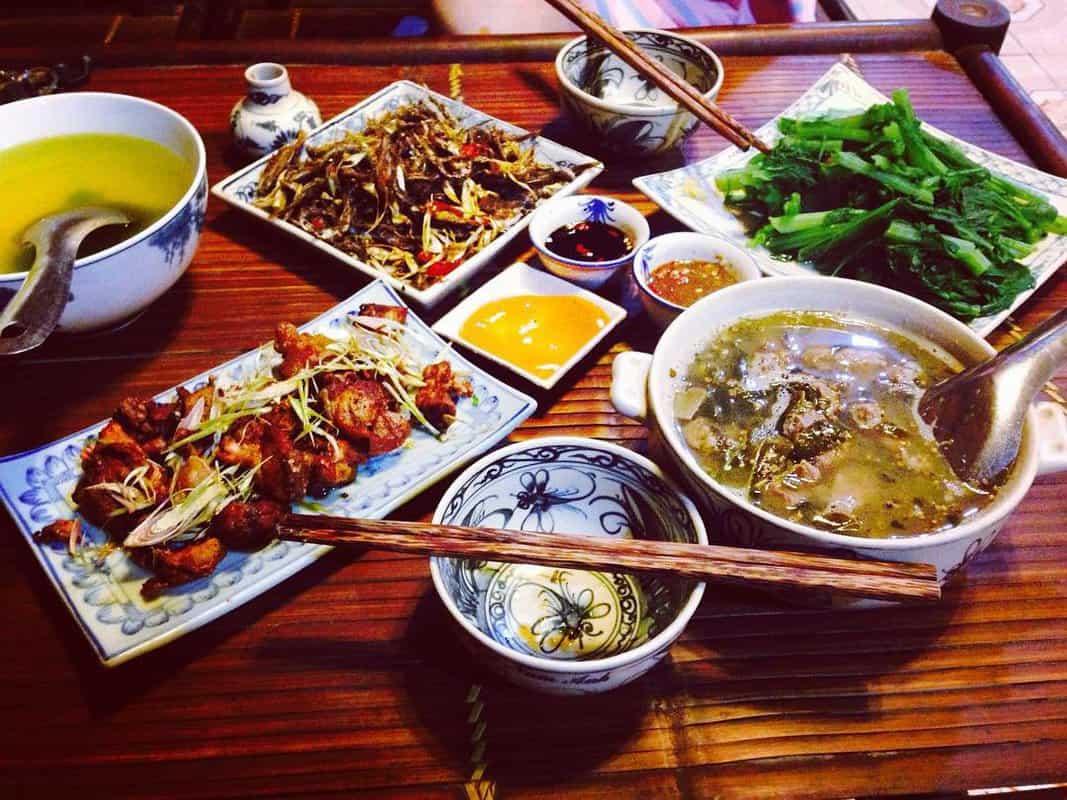 Nhà hàng Mai Châu Đỗ Quang