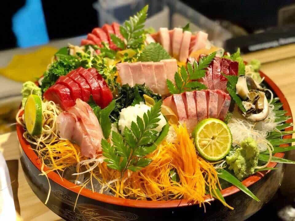 Issun Bosh - Quán ăn Nhật giá rẻ ở Đà Nẵng