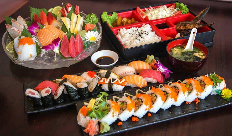 Edo Sushi - Quán ăn nhật giá rẻ ở Đà Nẵng