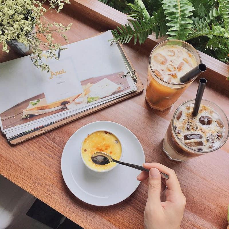Quán cafe không gian tuyệt vời