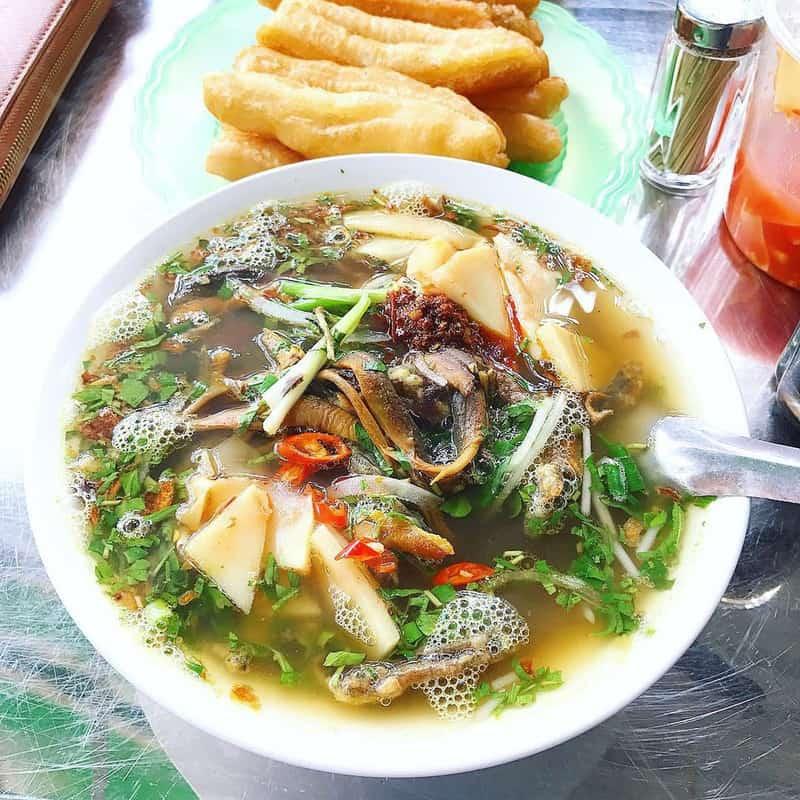 Quán cháo lươn ngon Hải ở Đà Nẵng