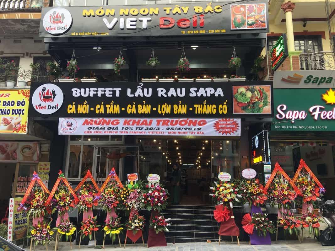 Nhà hàng Viet Deli