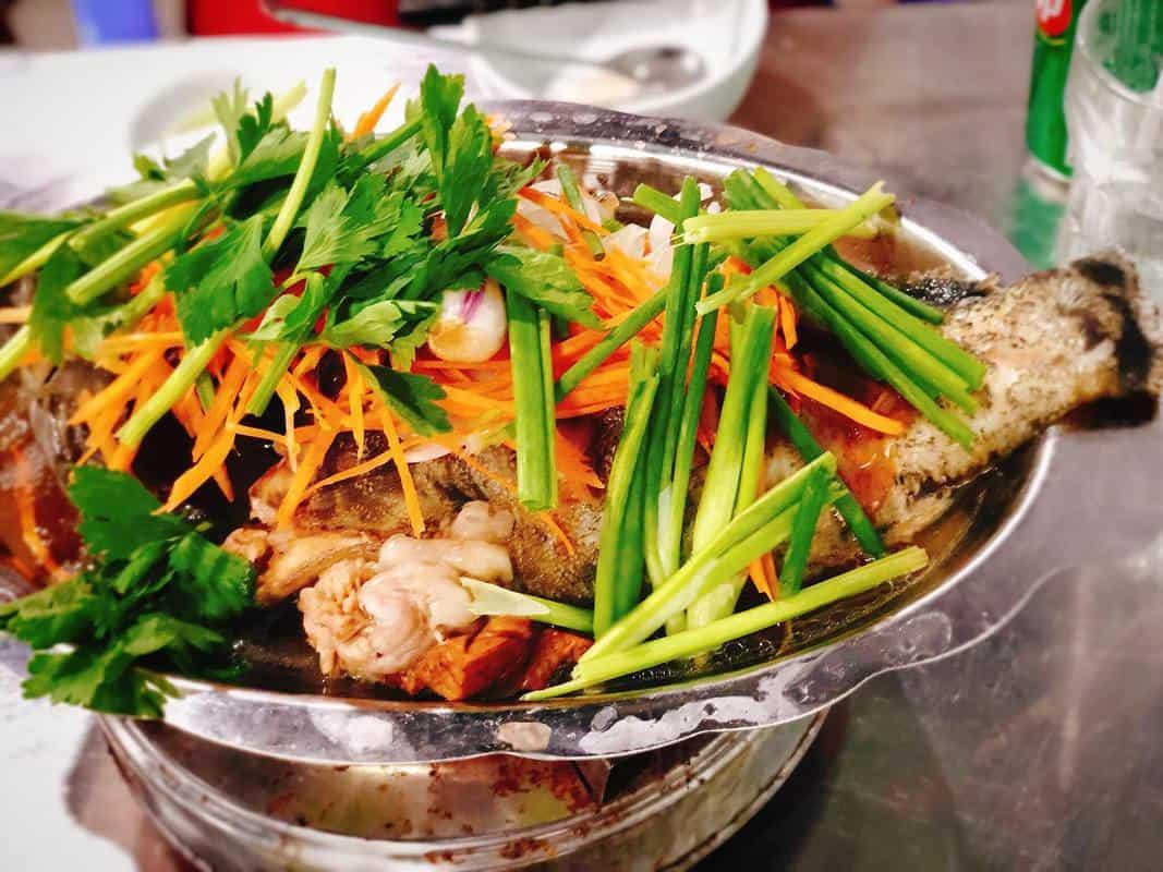 Nhà hàng Tôm Càng XanhĐà Nẵng