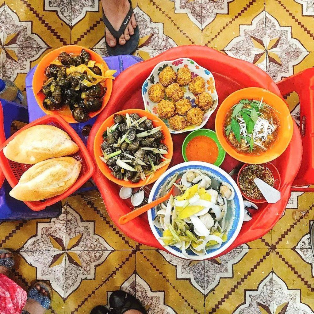 quán ăn đường Hải Phòng Đà Nẵng