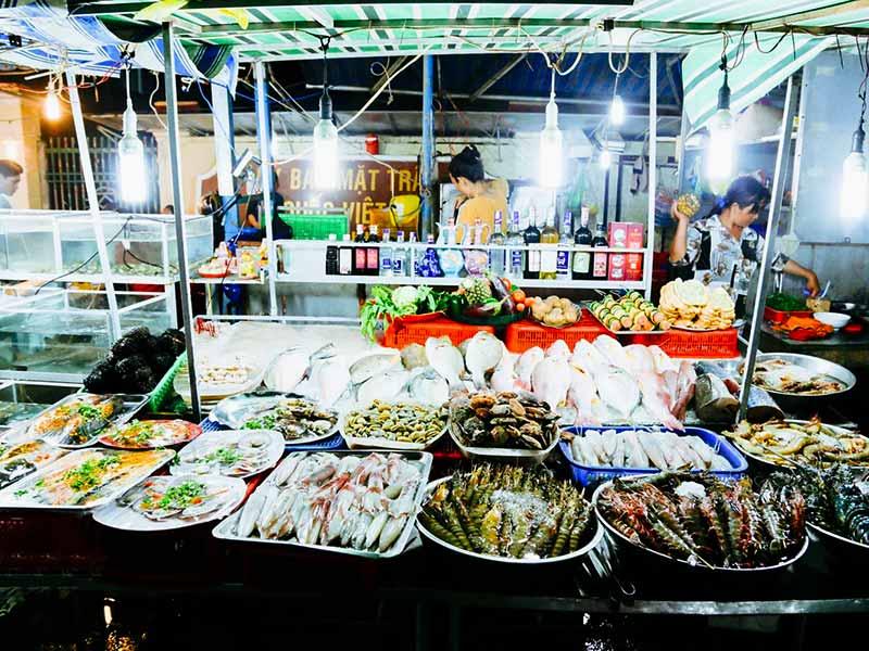 Quán ốc Phú Quốc ngon - Nghêu Sò Ốc Hến