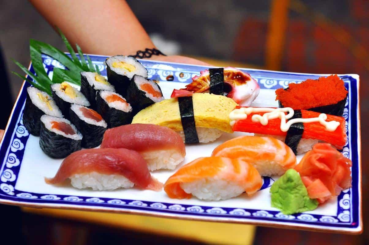 quán sashimi ngon tại đà nẵng