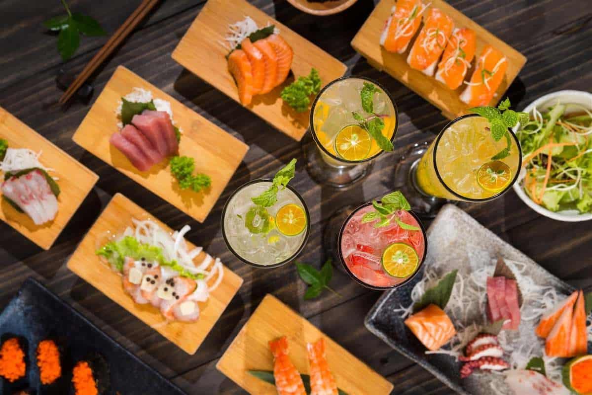 quán Aomori Sushi ngon ở Đà Nẵng