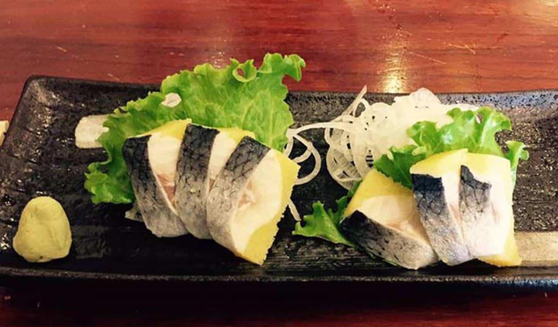 sashimi ngon