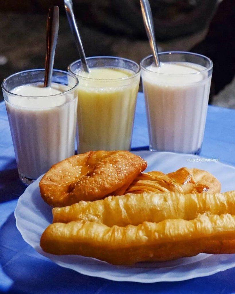 Quán sữa đậu nành Đà Nẵng