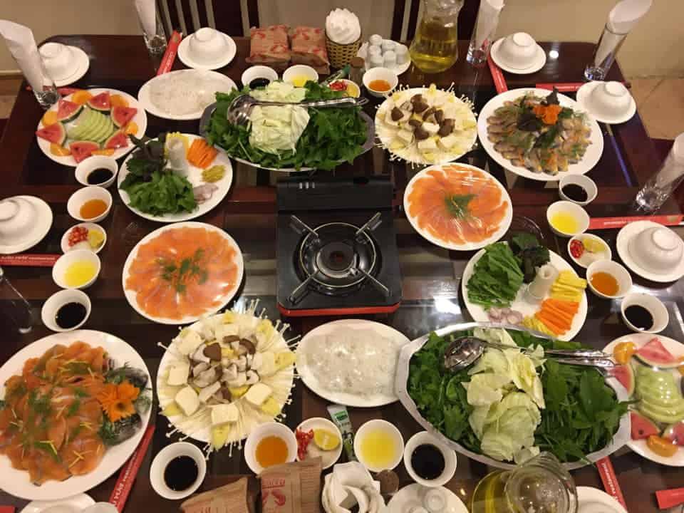 Lẩu thắng cố Sapa - Nhà hàng Hương Quỳnh