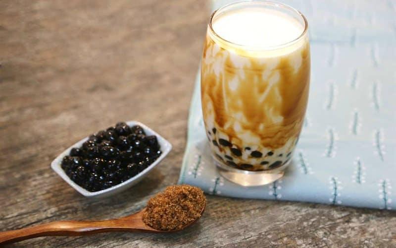 trà sữa ở phú quốc