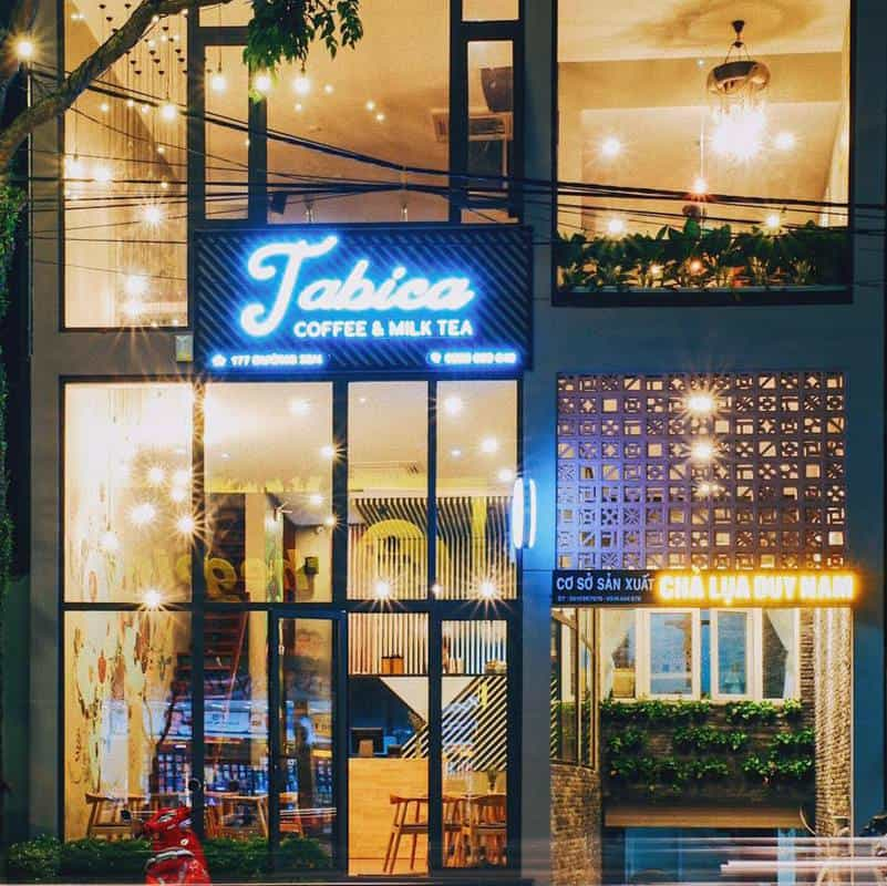 Tabica - Coffee & Milk Tea