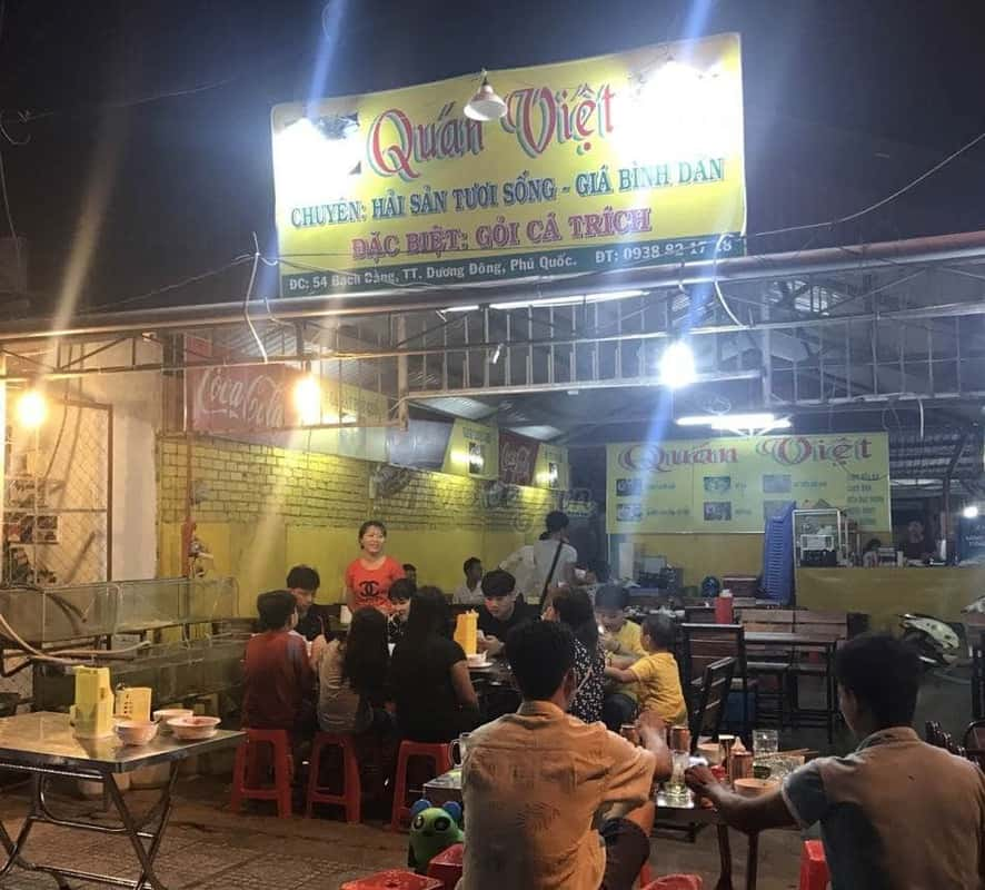 Quán Việt Phú Quốc