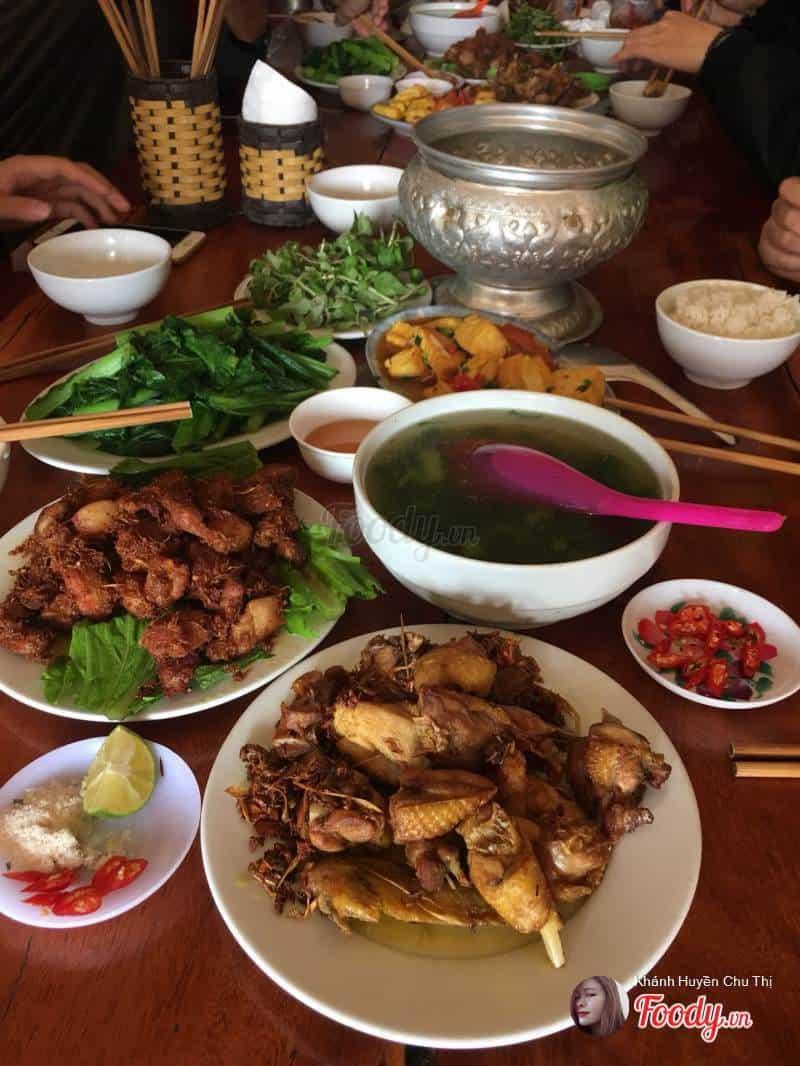 những quán ăn ngon ở mộc châu