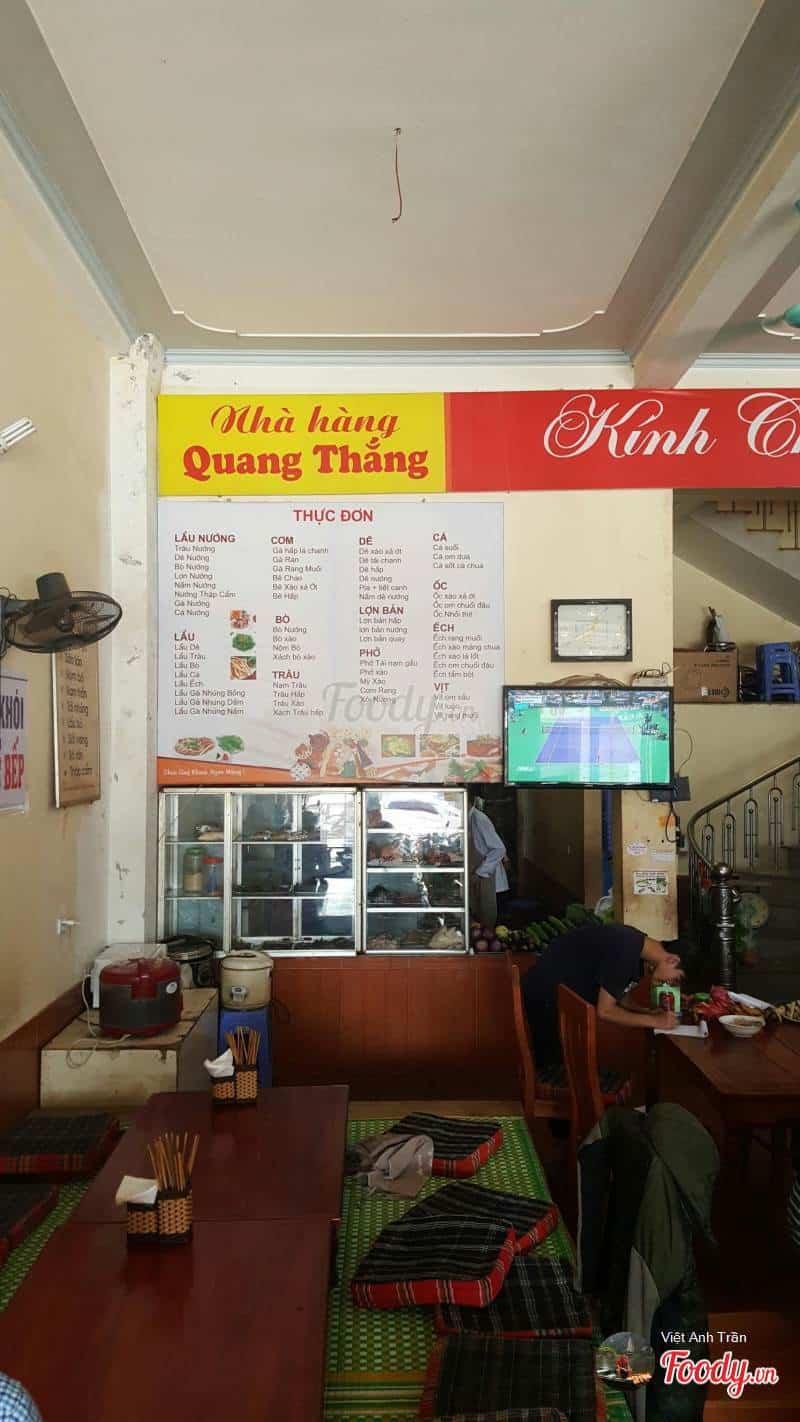 Nhà hàng Quang Thắng