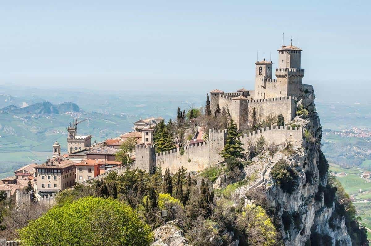 Thành phố San Marino