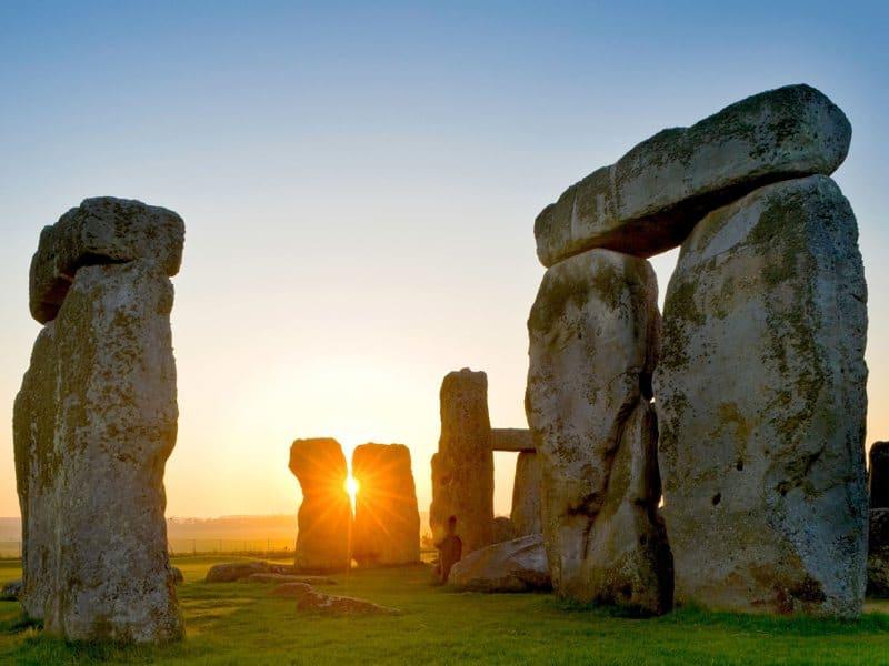 Stonehenge - nơi chứa đựng nhiều bí ẩn