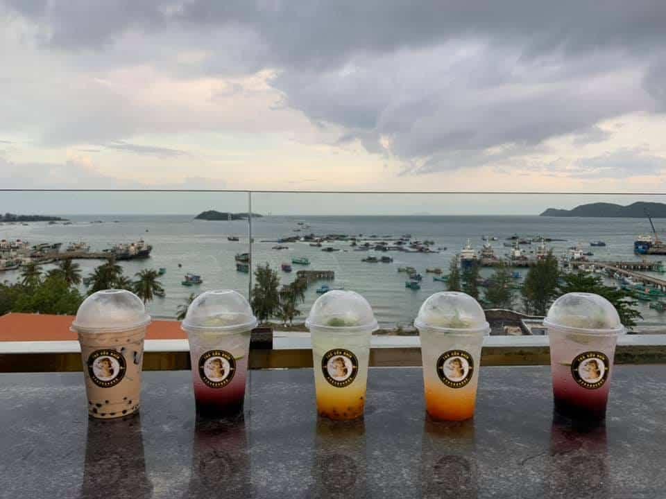 Trà Sữa Nhím - Quán trà sữa ngon ở Phú Quốc