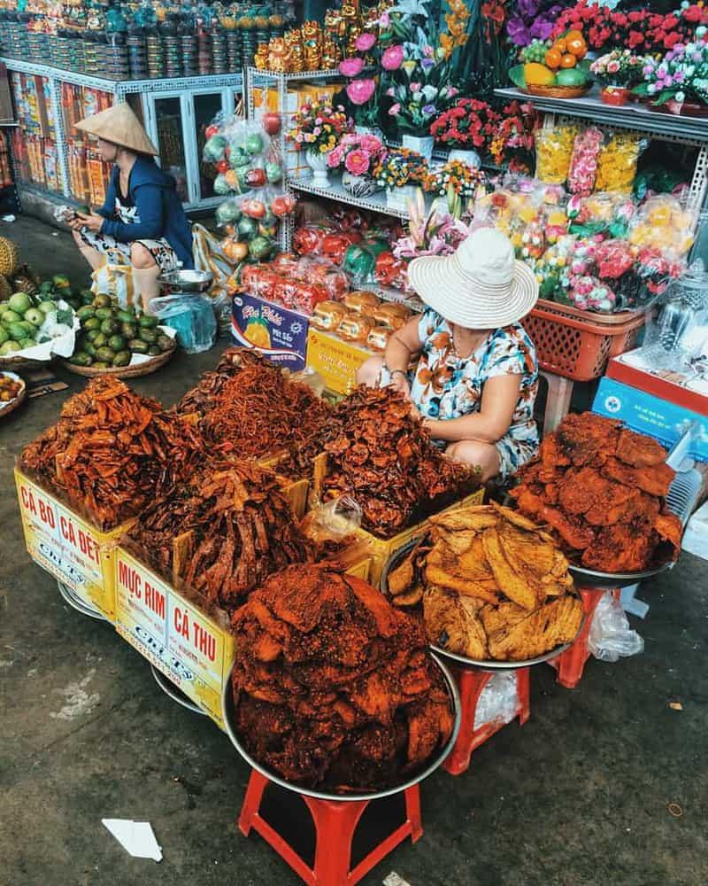 Tré chợ Cồn Đà Nẵng