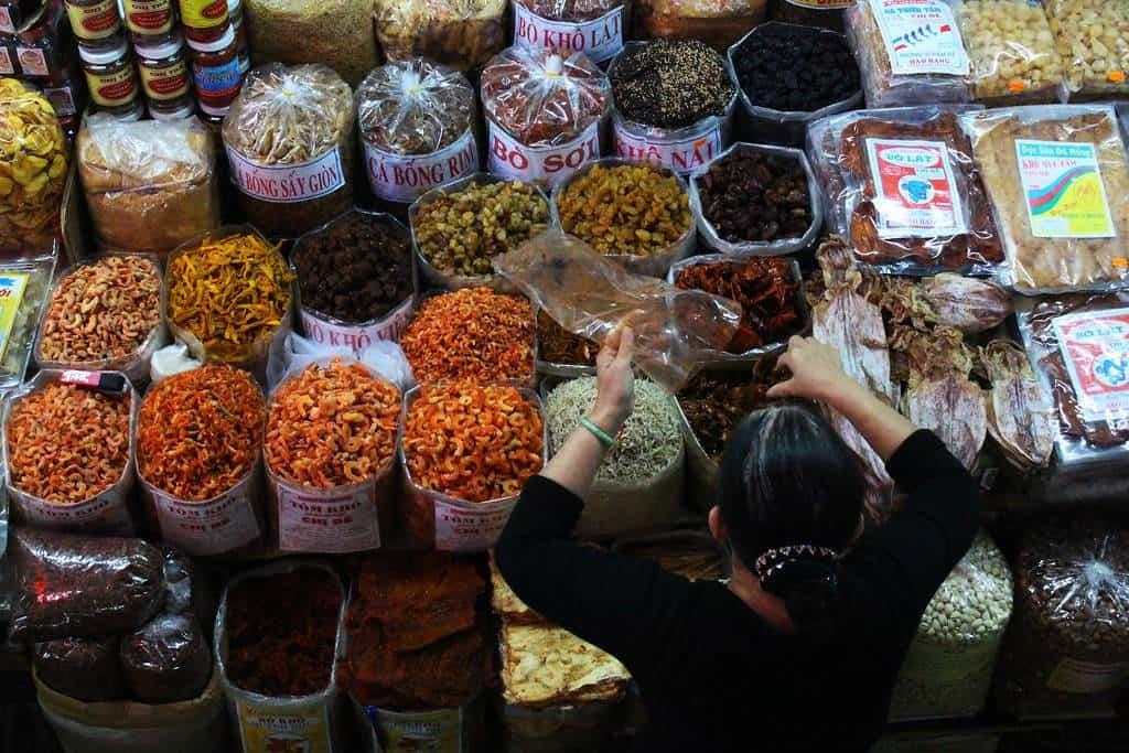 Chuỗi siêu thị đặc sản Thiên Phú - Mua tré ở đâu Đà Nẵng