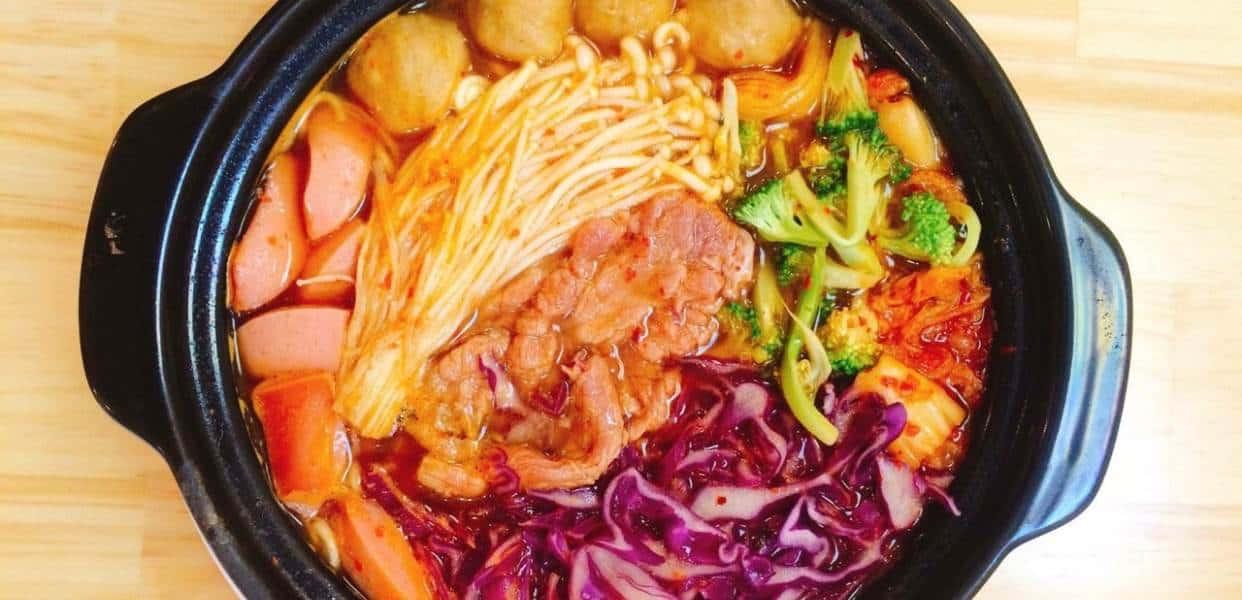 Món ăn nóng ngày lạnh ở Đà Nẵng