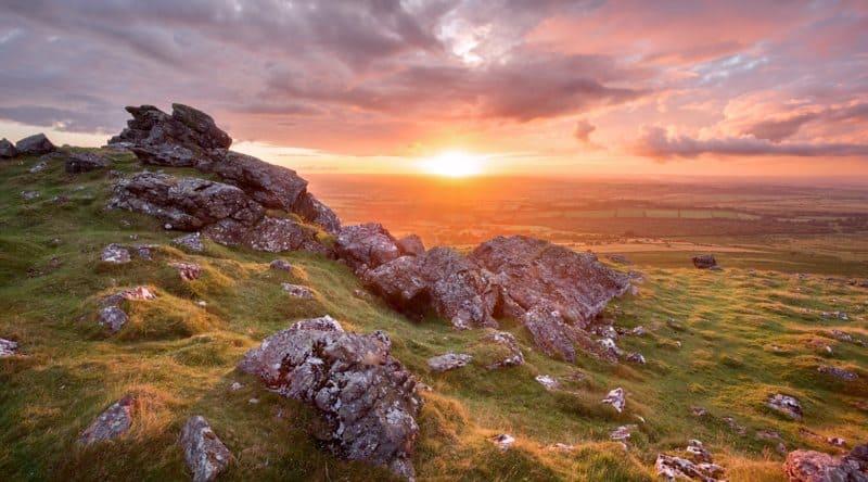 Vườn quốc gia Dartmoor