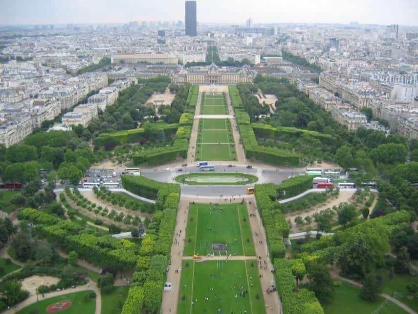 Vườn Tuileries tại Pháp