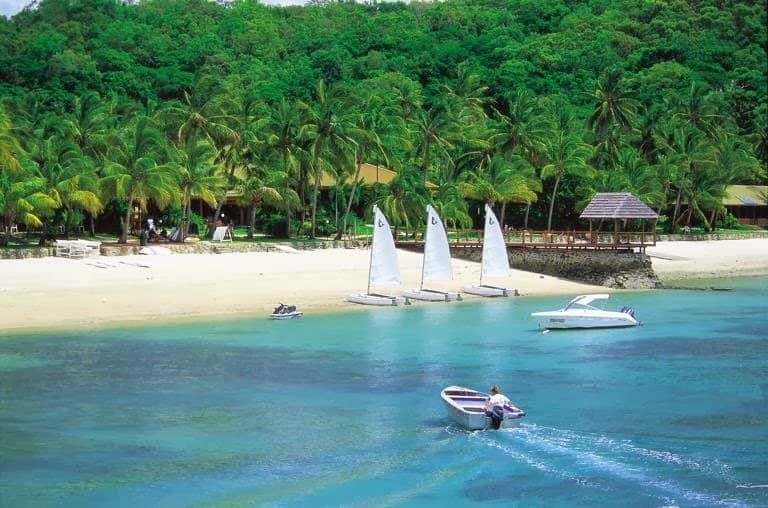 du lịch quần đảo Whitsundays