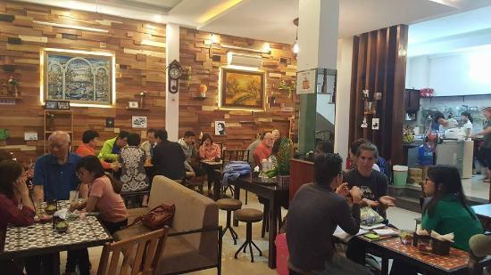 Quán cà phê tiếng anh ở Đà Nẵng