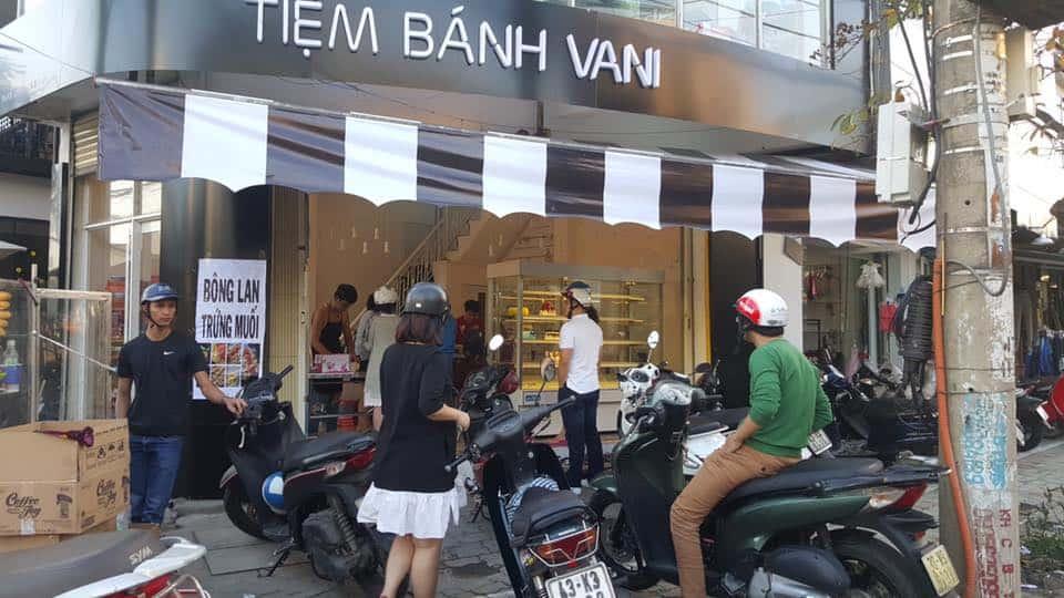 Tiệm Bánh Vani - Cơ sở 2 Đà Nẵng