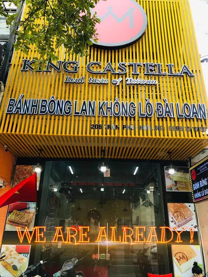 Tiệm bánh King Castella