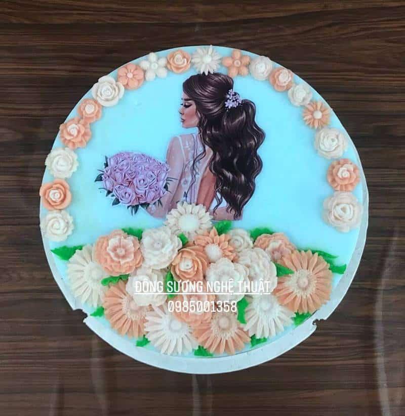 bánh sinh nhật rau câu Đà Nẵng