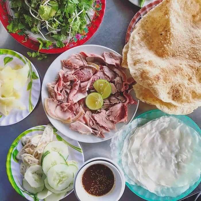 bê thui quán Hương