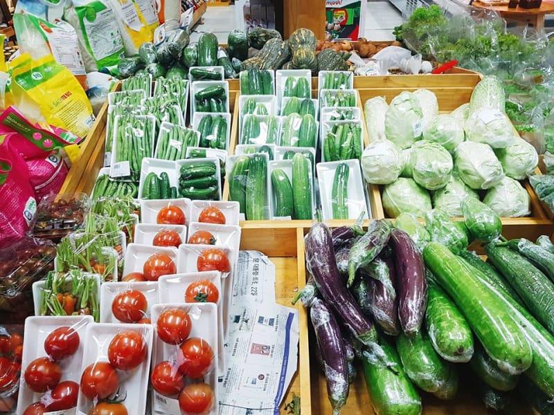 Thực phẩm sạch Đà Nẵng