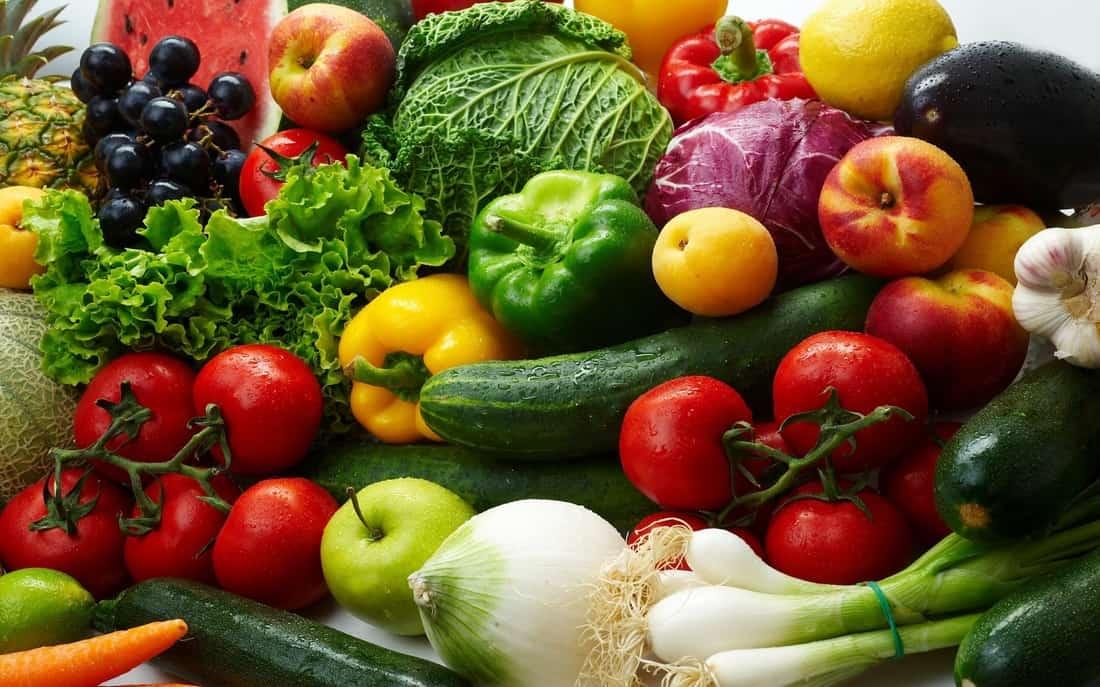 Sản phẩm rau hữu cơ